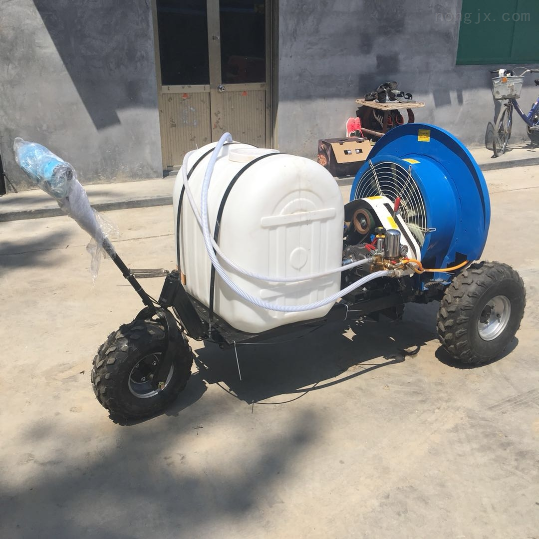 自走式打藥車定做 柴油動力噴霧器批發