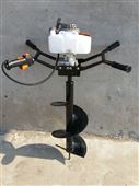 吉林拖拉机带动钻树坑机 种树挖坑打洞机