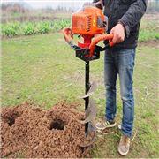 优质新款手提式植树挖坑机
