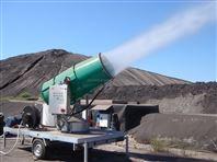 山西煤厂80米防爆除尘射雾器厂家