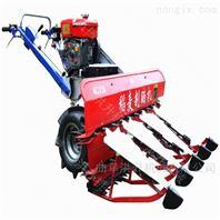 稻麦收获割晒机 小四轮传动苜蓿草收割机