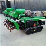 柴油动力自走式履带开沟机 旋耕机 施肥机