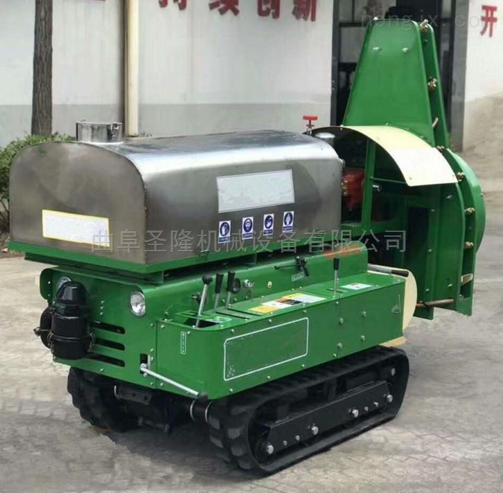 田园管理机 自走式大棚开沟施肥机
