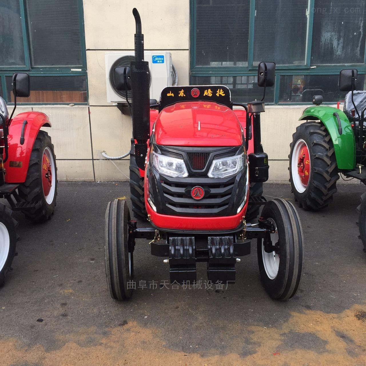 农用秋收专用的四轮拖拉机