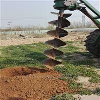 钻头植树机 多功能挖坑机 打坑机打洞机