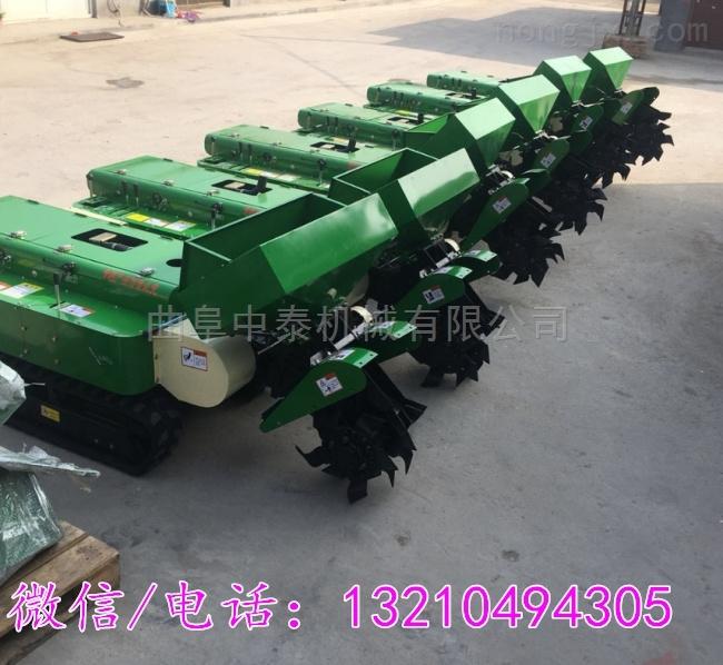 ZT-KGJ-自动下肥料施肥机 履带式开沟回填一体机