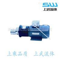 耐腐蚀磁力齿轮泵