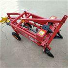 JX-SH拖拉机带收花生机 手扶花生收获机价格