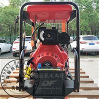 80管径泥浆3寸〓柴油抽水机