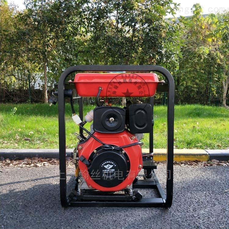 下水道排污用2寸小型柴油杂质泵
