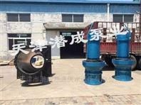 QZB潜水轴流泵-大流量轴流潜水泵