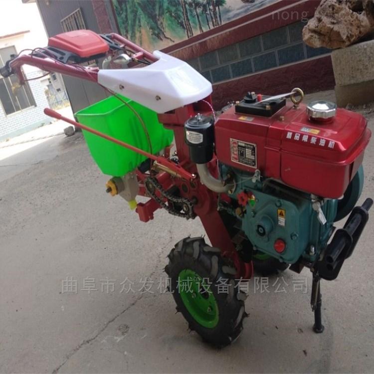 手扶式汽油旋耕機廠家 小型柴油微耕機