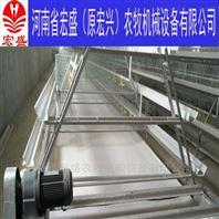 厂家供应鸡舍加厚pp带清粪设备,自动化养殖