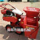 汽油动力秸秆粉碎还田机 单行玉米收获机