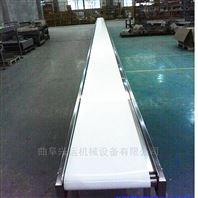 不锈钢皮带机 大倾角输送机制造