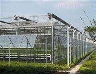 智能玻璃温室 科研温室