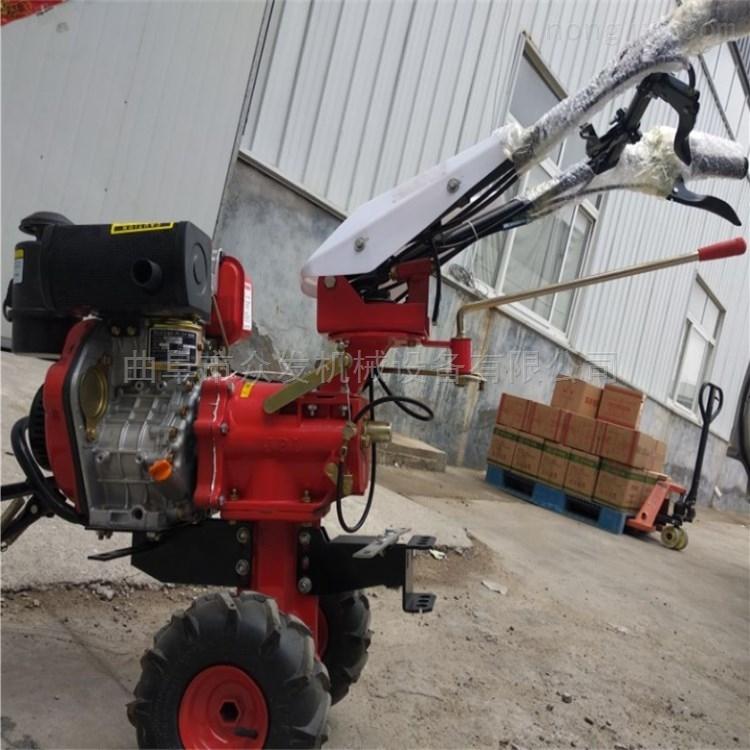 新型农用汽油旋耕机 多功能微耕机厂家