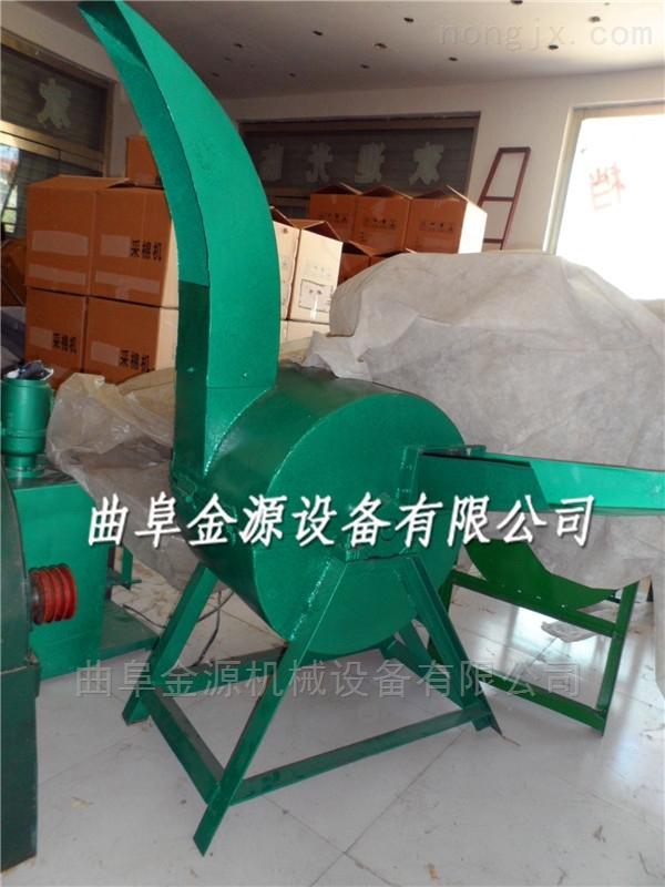 青贮玉米秸秆粉碎机 秸秆打碎揉丝机