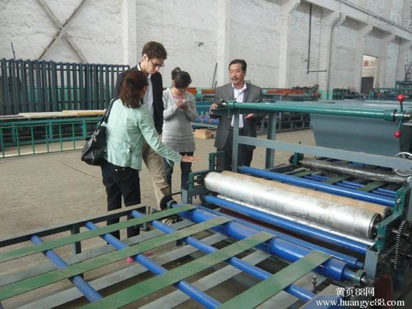 新型玻镁装饰板搅拌机设备地板码垛机价江苏