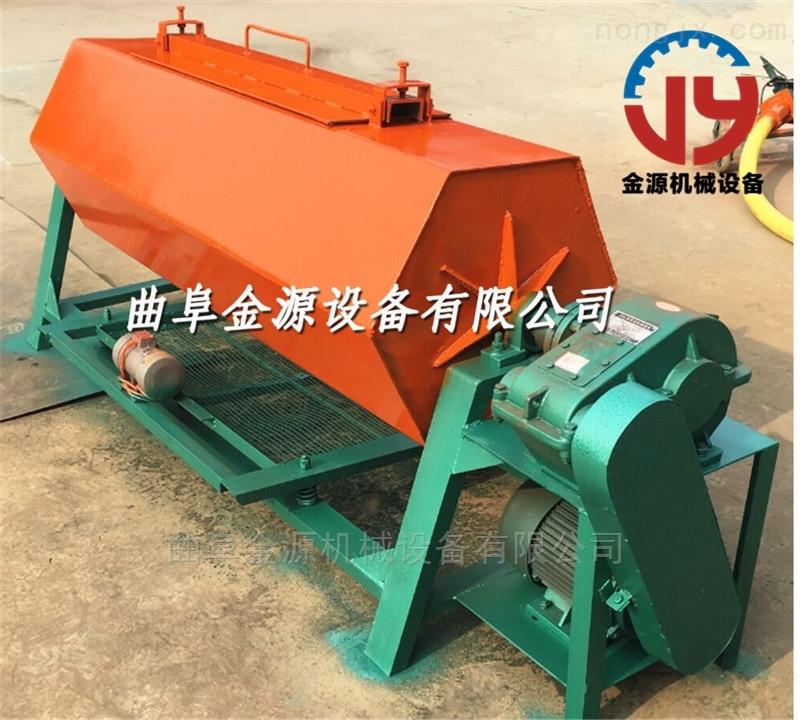耐用铝合金表面抛光机 六角滚筒研磨机规格