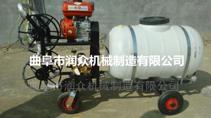 手推式汽油噴霧器 汽油打藥機 農藥噴藥機