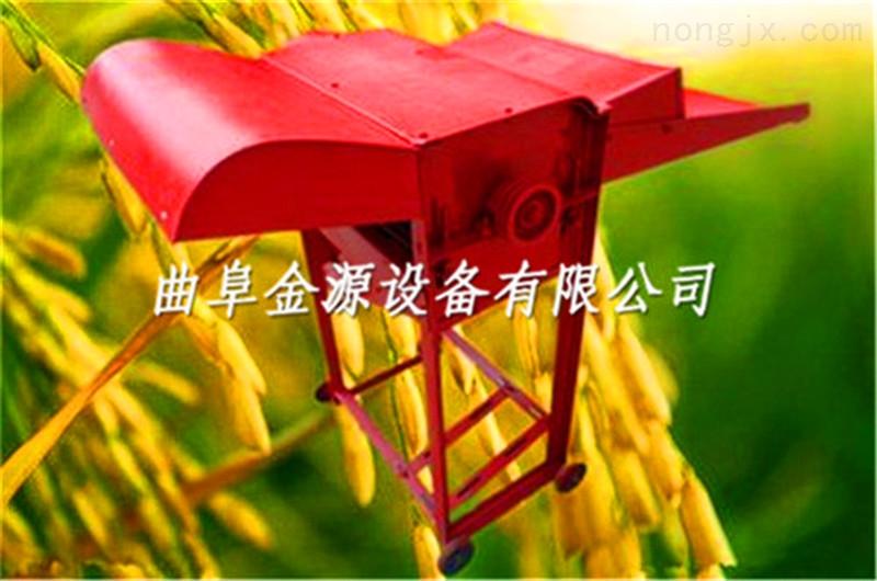 热销中小型水稻打粒机 大豆高梁打谷机