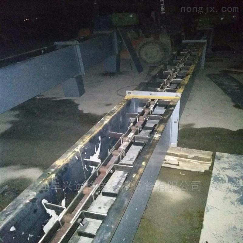 刮板式渣料用输送机  Z字形刮板上料机Lj1