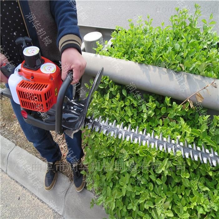 工廠直銷茶園修剪機 鋒利雙面汽油綠籬機