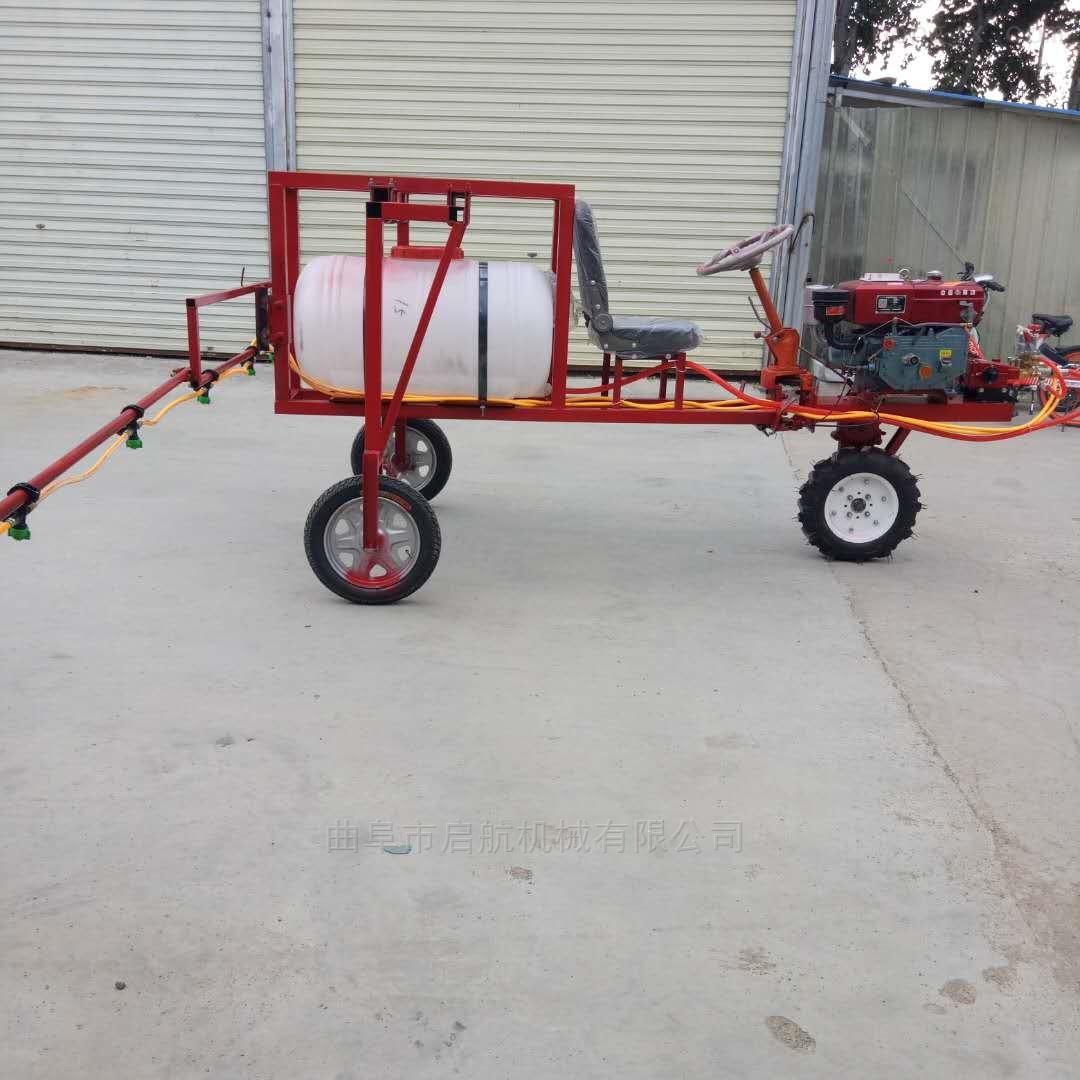 拉管高压喷雾器 高杆打药机 玉米三轮打药车