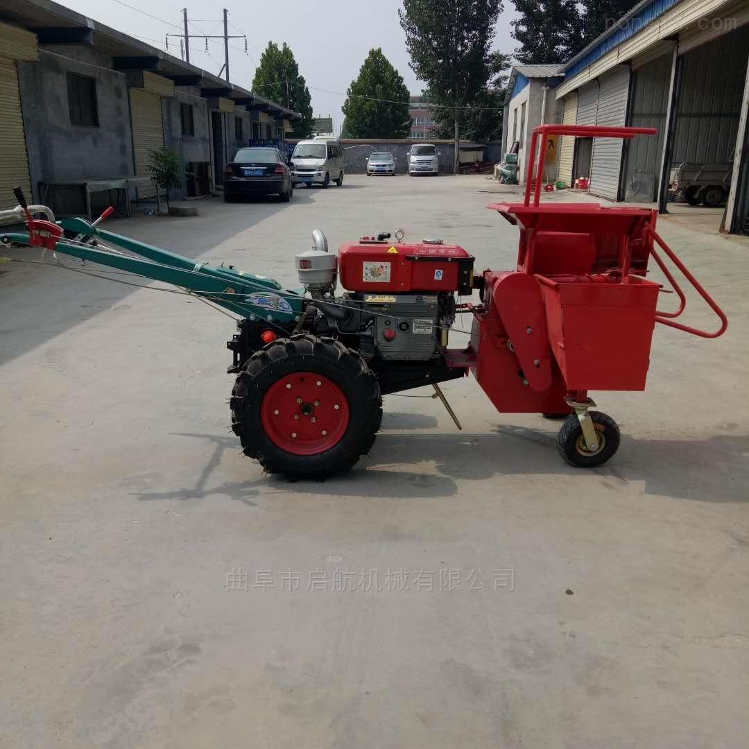 自動玉米秸稈粉碎還田機 單壟苞米收割機