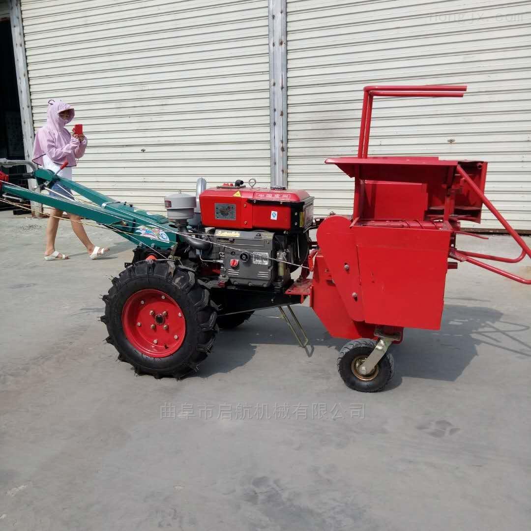 玉米秸稈粉碎還田機 單壟苞米收獲機