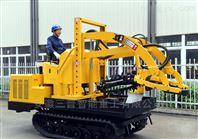 三普挖树机械价格链条式活树移栽机