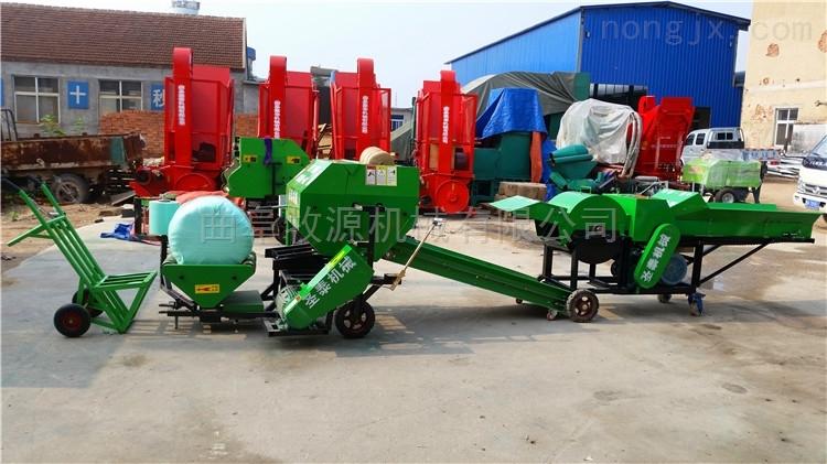 玉米秸秆回收粉碎机   秸秆青储收获机价格