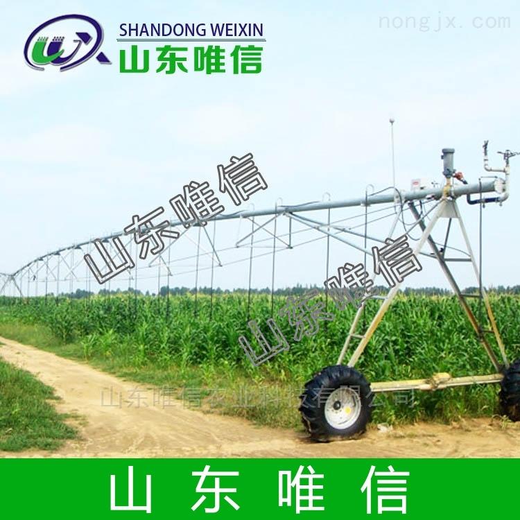农用平移式喷灌机,水利设备,农用机械厂家