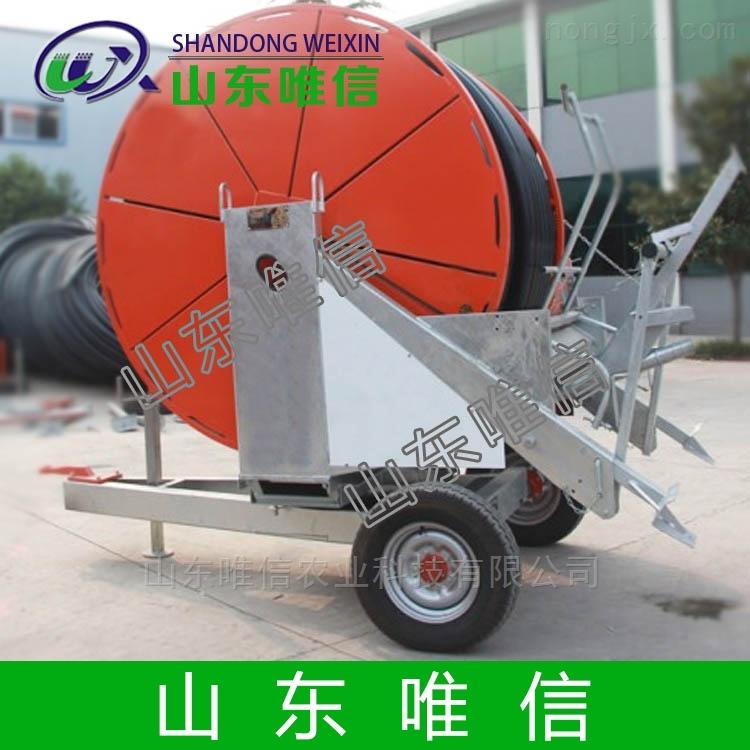 JP75卷盘式喷灌机,水利设备.农用机械