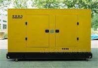 一台标配封闭式沼气发电机80kw价格