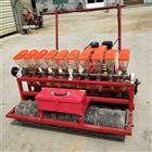 FX-BZJ小型手推式蔬菜精播机 6行蔬菜播种机图片