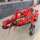 轴传动四轮带花生收获机 铲花生机器