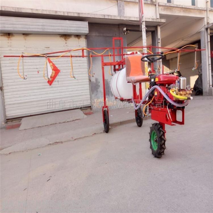 玉米地噴藥機 柴油噴霧器 自走式打藥車