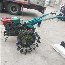 手扶旋耕机型号齐全 12马力手扶拖拉机价格