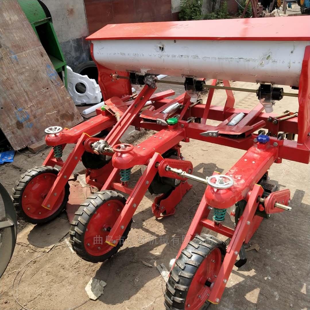 玉米免耕施肥播种机