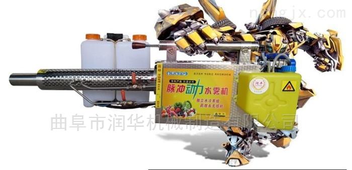 草莓喷药弥雾机 林业防虫烟雾机 小型喷药机