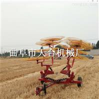 高效率玉米秸秆搂草机 牧草秸秆翻晒机