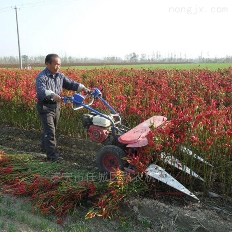玉米秸秆切碎还田机艾草水稻小麦收割机价格