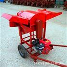 JX-TL125型谷子脱谷机 多功能黄豆高粱脱粒机价格