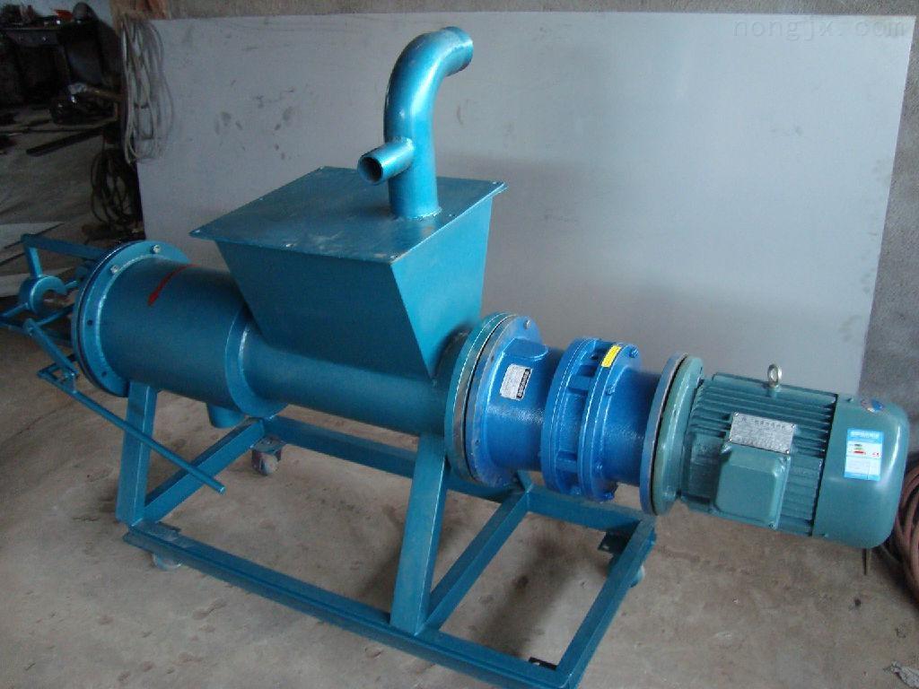 180型粪便分离机 污泥全自动脱水机型号厂家
