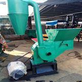 大型养殖秸秆粉碎机 家用小型饲料淀粉机