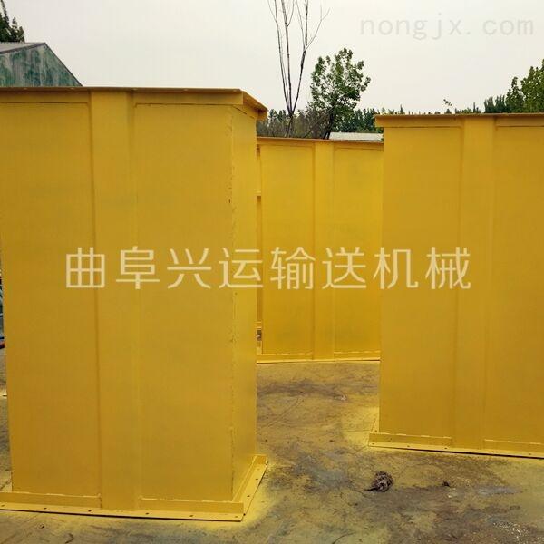 防腐蚀垂直斗提机 化工原料不锈钢斗提机