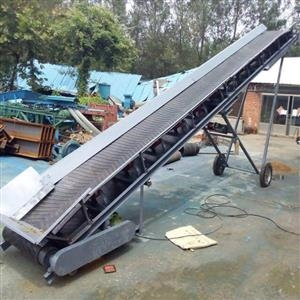 电动升降式输送机 移动式带式运输机