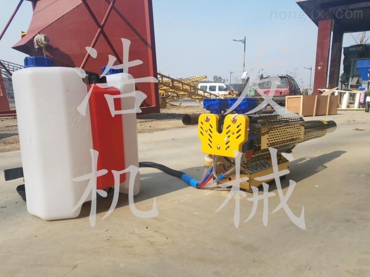 雙啟動果園汽油彌霧機 一鍵啟動農藥噴藥機
